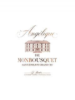 Angélique de Monbousquet 2014 6 bouteilles (6x75cl)