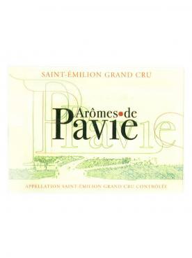 Arômes de Pavie 2016 Caisse bois d'origine de 6 bouteilles (6x75cl)