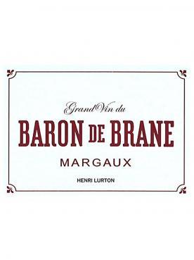 Baron de Brane 2006 Caisse bois d'origine de 12 bouteilles (12x75cl)