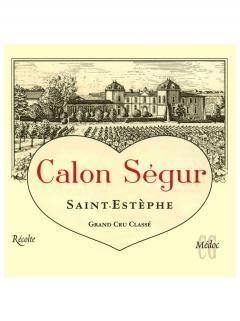 Château Calon-Ségur 2012 Bouteille (75cl)