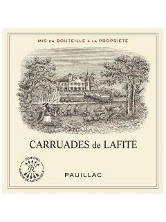 Carruades de Lafite 1998 Bouteille (75cl)