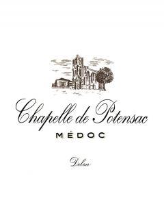 Chapelle de Potensac 2015 6 bouteilles (6x75cl)