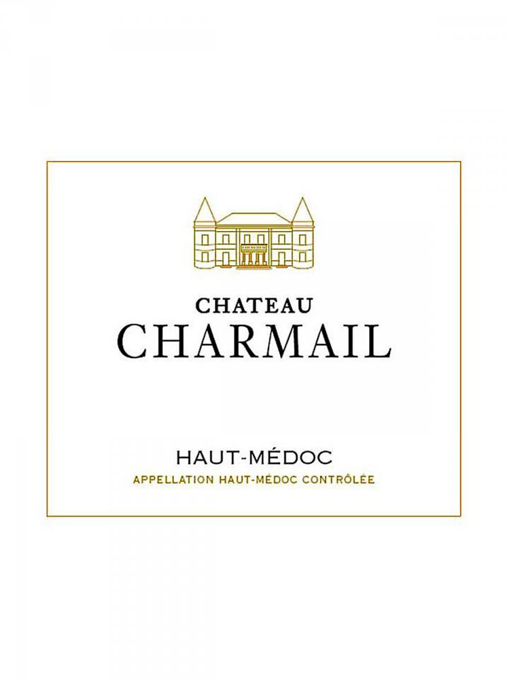 Château Charmail 2013 Caisse bois d'origine de 6 bouteilles (6x75cl)