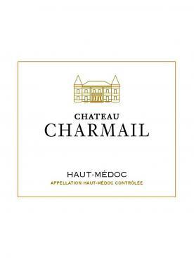 Château Charmail 2015 Caisse bois d'origine de 6 bouteilles (6x75cl)