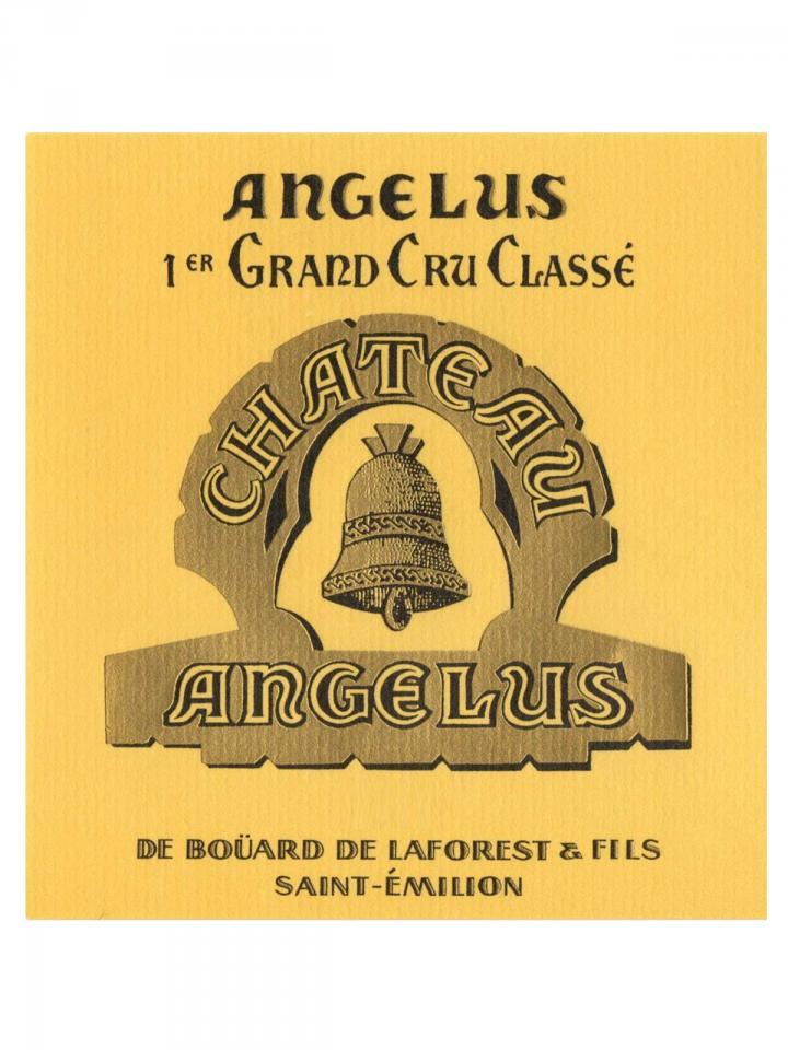 Château Angélus 2013 Caisse bois d'origine de 12 bouteilles (12x75cl)