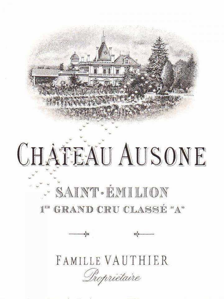 Château Ausone 1974 Bouteille (75cl)