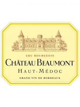 Château Beaumont 2016 12 bouteilles (12x75cl)
