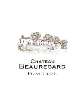 Château Beauregard 2009 Caisse bois d'origine de 12 bouteilles (12x75cl)