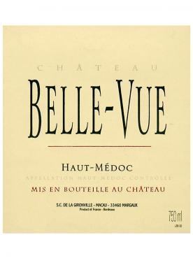 Château Belle-Vue (Haut-Médoc) 2019 Magnum (150cl)