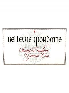 Château Bellevue-Mondotte 2018 Caisse bois d'origine de 6 bouteilles (6x75cl)