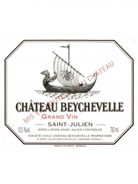 Château Beychevelle 1975 Bouteille (75cl)