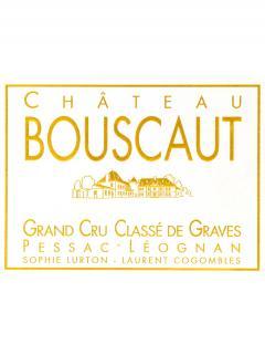 Château Bouscaut 2014 Caisse bois d'origine de 12 bouteilles (12x75cl)