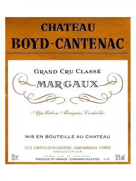 Château Boyd Cantenac 2011 Bouteille (75cl)