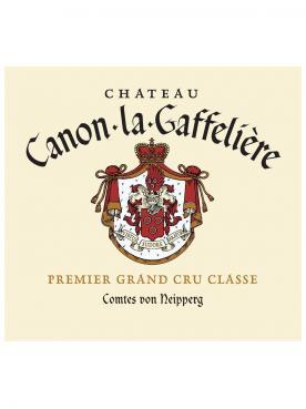 Château Canon-La-Gaffelière 2009 Caisse bois d'origine de 6 bouteilles (6x75cl)