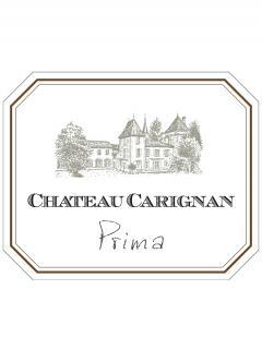 Château Carignan Prima 2015 Caisse bois d'origine de 12 bouteilles (12x75cl)
