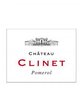 Château Clinet 2013 Caisse bois d'origine de 12 bouteilles (12x75cl)
