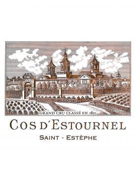 Château Cos d'Estournel 2009 Caisse bois d'origine de 12 bouteilles (12x75cl)