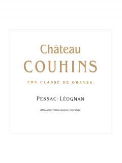 Château Couhins 2014 Caisse bois d'origine de 12 bouteilles (12x75cl)