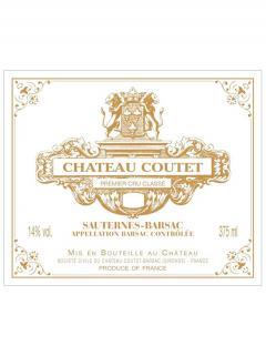 Château Coutet 1977 Bouteille (75cl)