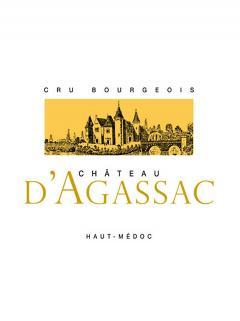 Château d'Agassac 2017 6 bouteilles (6x75cl)