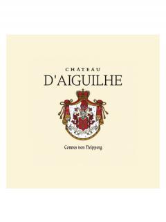 Château d'Aiguilhe 2013 Caisse bois d'origine de 12 bouteilles (12x75cl)