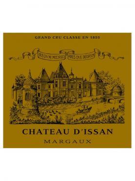 Château d'Issan 2013 Caisse bois d'origine de 6 bouteilles (6x75cl)