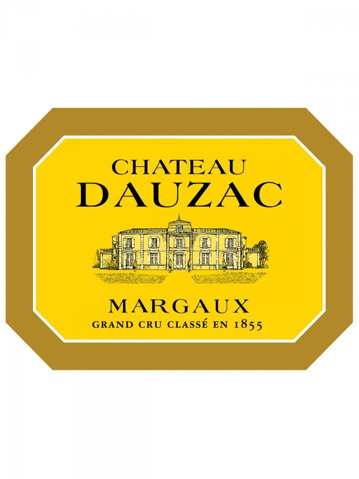 Château Dauzac 2012 Caisse bois d'origine de 6 bouteilles (6x75cl)