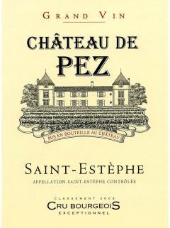 Château de Pez 1973 Bouteille (75cl)