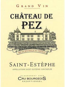 Château de Pez 2016 Bouteille (75cl)