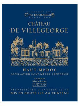 Château de Villegeorge 1962 Bouteille (75cl)