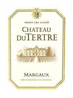 Château du Tertre 2009 12 bouteilles (12x75cl)
