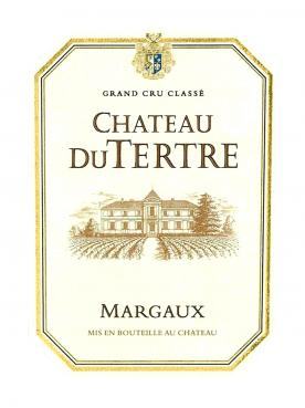 Château du Tertre 2016 Caisse bois d'origine de 6 bouteilles (6x75cl)