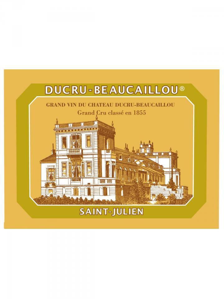 Château Ducru-Beaucaillou 2017 Bouteille (75cl)