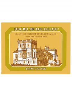 Château Ducru-Beaucaillou 2000 Caisse bois d'origine de 12 bouteilles (12x75cl)