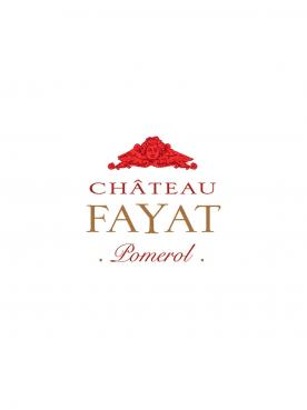 Château Fayat 2017 Caisse bois d'origine de 6 bouteilles (6x75cl)