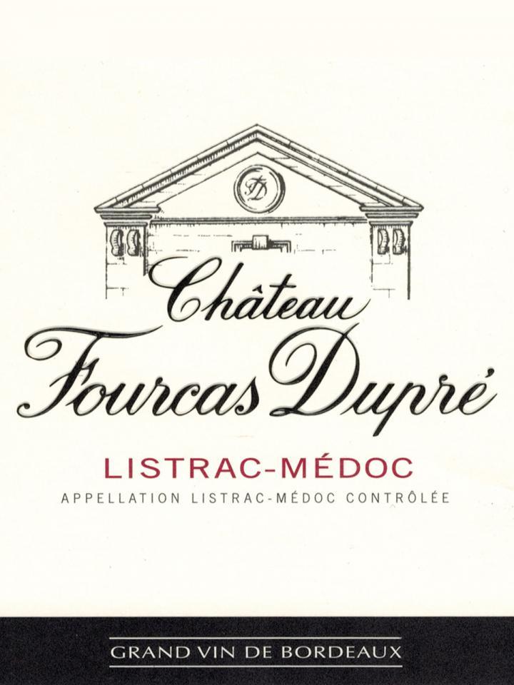 Château Fourcas Dupré 2011 Caisse bois d'origine de 6 magnums (6x150cl)