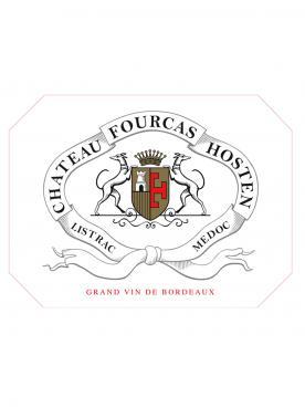 Château Fourcas Hosten 2013 Caisse bois d'origine de 6 bouteilles (6x75cl)