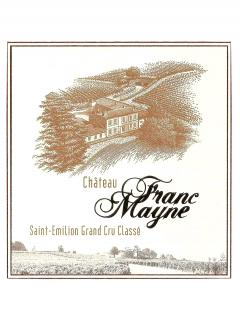 Château Franc Mayne 1982 Bouteille (75cl)