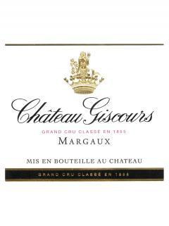 Château Giscours 2013 Caisse bois d'origine de 12 bouteilles (12x75cl)