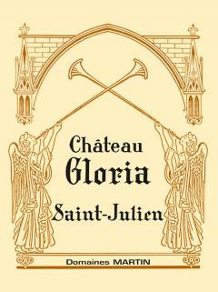 Château Gloria 1977 Bouteille (75cl)