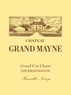Château Grand Mayne 2015 Bouteille (75cl)
