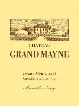 Château Grand Mayne 2014 Caisse bois d'origine de 6 bouteilles (6x75cl)