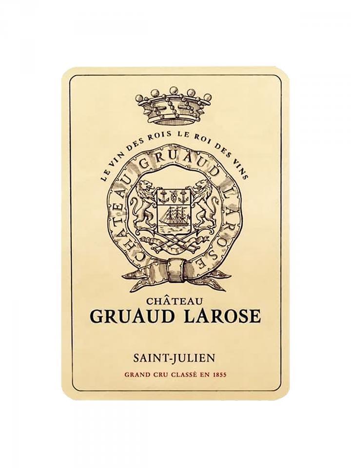 Château Gruaud Larose 2009 Bouteille (75cl)