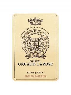 Château Gruaud Larose 1982 Bouteille (75cl)