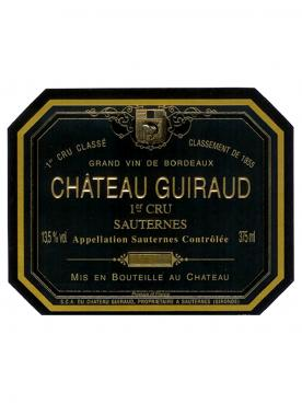Château Guiraud 1964 Bouteille (75cl)