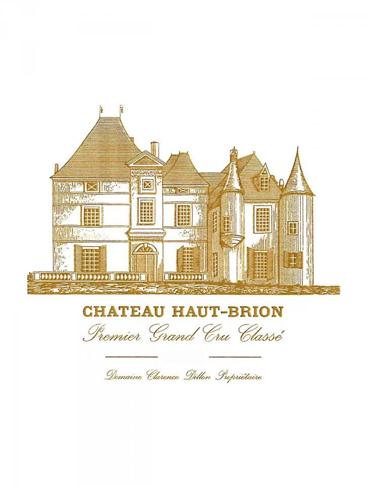 Château Haut-Brion 2001 Caisse bois d'origine de 6 bouteilles (6x75cl)