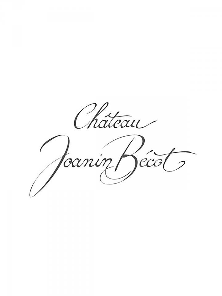 Château Joanin Bécot 2013 Caisse bois d'origine de 12 bouteilles (12x75cl)