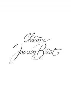 Château Joanin Bécot 2011 Caisse bois d'origine de 12 bouteilles (12x75cl)