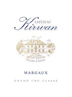 Château Kirwan 2011 Caisse bois d'origine de 12 bouteilles (12x75cl)