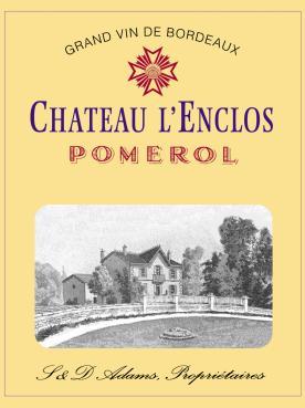 Château l'Enclos 1999 Caisse bois d'origine de 12 bouteilles (12x75cl)